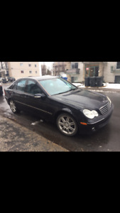 2007 Mercedes-Benz C-Class Mercedes c280 2007 4matic Berline
