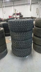 Nitto Terra Grappler MT 295/55/R20 Tires (4) Sale or Trade