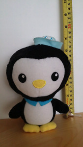 Fisher Price Octonauts Peso Plush Toy