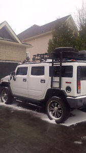 2003 HUMMER H2 SUV, Best offer, might entertain partial trade