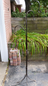 Hand Crafted Metal Plant Hanger - 6 feet