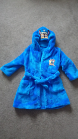 Paw patrol dressing gown age 4-5 years