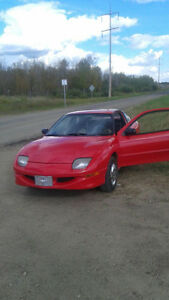 1997 Pontiac Sunfire Coupe (2 door)