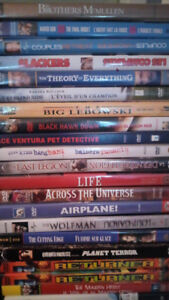 Various DVDs - Almost 150 titles, Action, Comedy, Horror & More