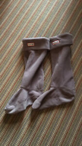 EUC socks for hunter tall boots - size large (8-10)