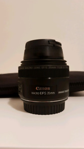 Canon EF-S 35mm 2.8
