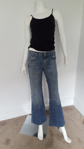 Seven for All Mankind Womens Flare Jeans - SZ 31