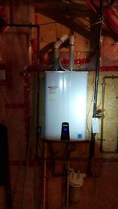 Tankless water heater SALE!