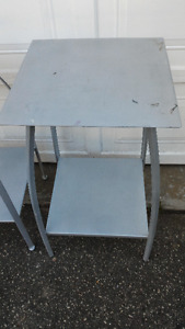 Metal Table $50