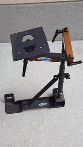 Joto Desk with Mount for Ram Truck