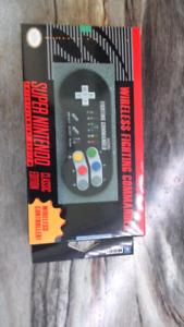 Manette wireless pour snes mini