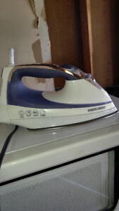 Electric Iron - Black & Decker