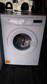 Bush 7kg Washing Machine Free delivery and disinfecting
