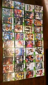 Xbox 360 many add one for sale or trade