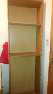 Solid Bookcase or shelving unit. $70 or best offer