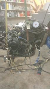 Moteur 600cc R6 complet