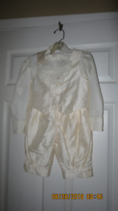 Ring Bearer/Page Boy Outfit - toddler size 2
