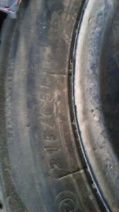 Winter Claw Extreme Grip Tires Prince George British Columbia image 5
