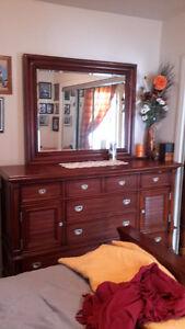 magnifique set de chambre a coucher