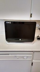 HP ALL IN ONE DESKTOP AND ACCESSORIES