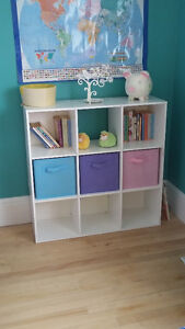 Cubical Organizer with Baskets