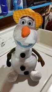 Disney Talking Olaf