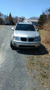 2008 Pontiac Torrent Podium edition SUV, Crossover