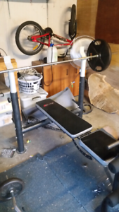 Bench press/ home gym