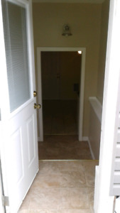 BASEMENT APARTMENT AVAILABLE DECEMBER 1ST IN NEW MARYLAND