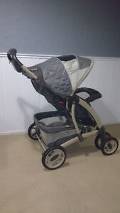 Baby Stroller, High Chair, Swing, Exersaucer and Bouncer Windsor Region Ontario image 2