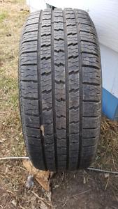 205/55R16 hurcules mrx plus tire for sale