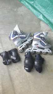 Women's Rollerblades & all pads