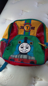 Used Thomas the tank backpack good condition