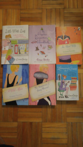 6 books by Gemma Townley
