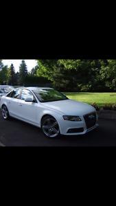 2012 Audi A4 Quattro S Sedan Premium Automatique Full GARANTIE