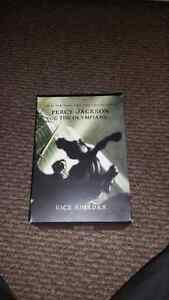 5 PERCY JACKSON BOOKS