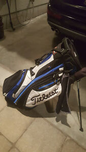 Titleist Carry bag with stand