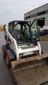 Skid Steer Loaders Late Model Low hour Units for sale