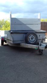 Car trailer good condition