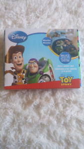 Toy story sheet set new!