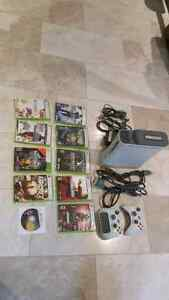 XBOX 360 Bundle With 10 Games And Accessories!!!