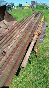 used steel pipe