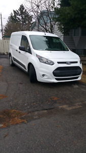 Ford Transit conect lxt full équipé 2014 cargo