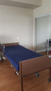 Abbey Medical Twin Hospital Bed
