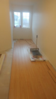 Hardwood and laminate installation and repair, handyman services
