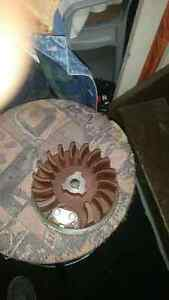 Flywheel with ringgear for 7 hp tecumseh Strathcona County Edmonton Area image 2