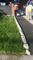 Asphalt Driveway Extensions, Sealing, Repairs and Crackfilling
