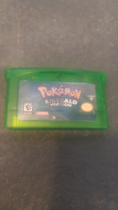 Pokemon Emerald Version Gameboy Advance GBA