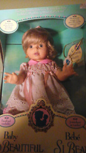 VINTAGE BABY SO BEAUTIFUL DOLL