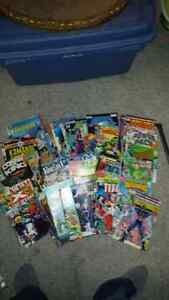 50+Old comics lot 2